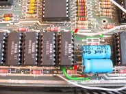 VRAM voltage correction